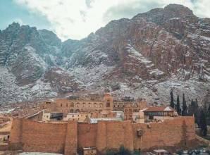 رحلة جبل سانت كاثرين من طابا - صن بيراميدز