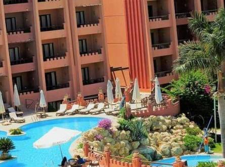 Africana Hotel, Burj Al Arab