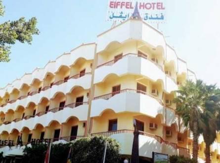 فندق ايفل الغردقة – تمتع بإقامتك في المدينة الساحلية بأقل التكاليف