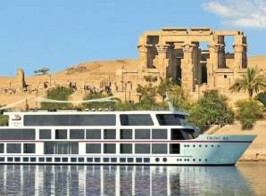 رحلة نيلية من مرسي علم - صن بيراميدز