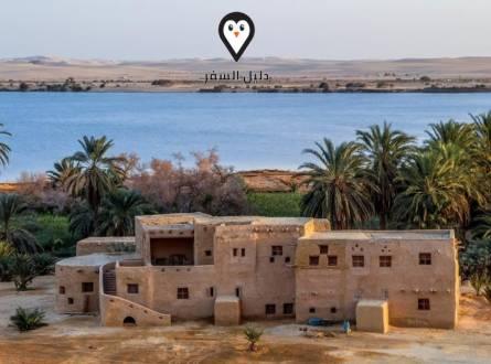 فندق النخيل سيوة – واحد من افضل اماكن الاقامه في واحه سيوة