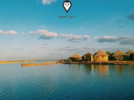 فندق طغاغين سيوة – اقامة فى جزيرة طغاغين جنة الله في الأرض