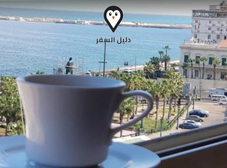 فندق نيو كابرى الاسكندرية – New Capri Hotel Alexandria 2 Stars