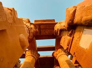 زيارة إدفو ومعبد كوم إمبو من أسوان- صن بيراميدز