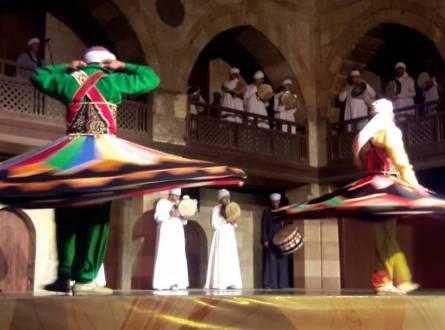 فرقة التنورة المصرية للرقص التراثي بالقاهرة