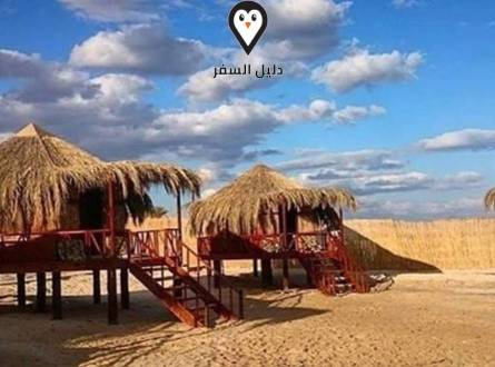 كامب اناندا نويبع – Ananda Beach Camp Nuweiba