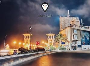 فندق سان جيوفانى ستانلى بالاسكندرية.. غرف ومطاعم من الزمن الجميل