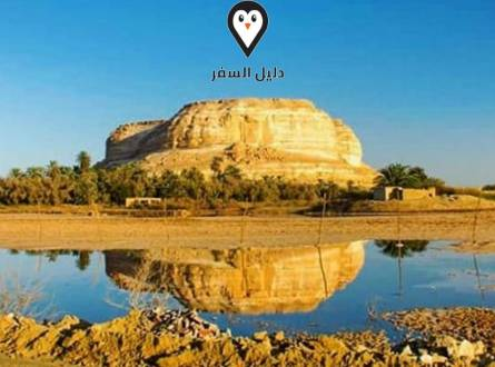 فندق واحة سيوة مبارك سابقا- موقع مميز وسعر مناسب للجميع