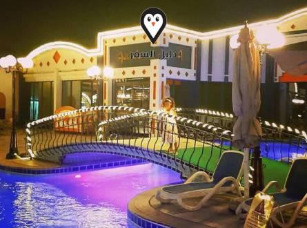 فندق الواحة الهرم .. مرافق منتجعية و إطلالة مذهلة على الأهرامات