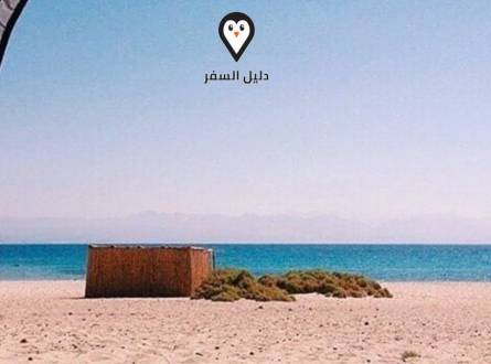 بساطه كامب نويبع – اول فندق سياحي محافظ علي البيئه في نويبع