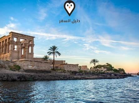 فندق اوركيدا سان جورج اسوان – اقامة امام النيل وقريب من المعالم السياحية