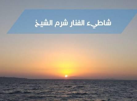 شاطىء الفنار شرم الشيخ متعة الغوص وسط الشعاب المرجانية والاسماك النادرة