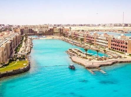 فندق صنى دايز البلاسيو الغردقة – الإستمتاع بالشواطئ وحمامات السباحة