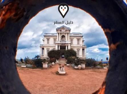 قصر عزيزة فهمي – قرن من التاريخ مهدد بالهدم والإندثار