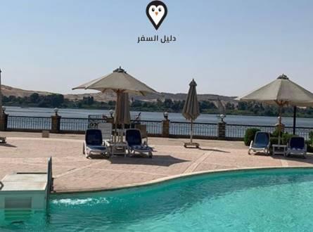 فندق هلنان اسوان – اقامة 5 نجوم باطلالة رائعة على نهر النيل