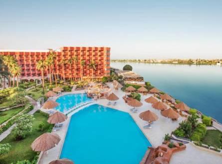 فندق بيراميزا الاقصر