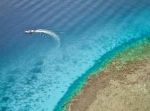 رحلة سنوركلينج في جزر حماطة من مرسى علم - Sun Pyramids