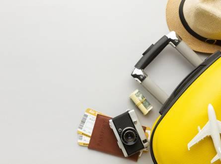 Travel luggage checklist
