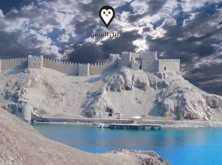 الاماكن السياحية فى طابا – الطبيعة الجيولوجية والتاريخ العريق