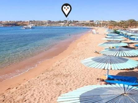 فندق غزالة بيتش شرم الشيخ خليج نعمة – استمتع بموقع متميز واطلالة ساحرة