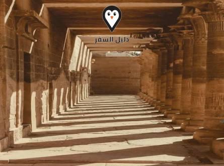 معبد فيلة .. ما بين عشق إيزيس وأسطورة أنس الوجود!