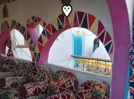 فندق اونتي كا اسوان – Onaty Ka Guest House Aswan