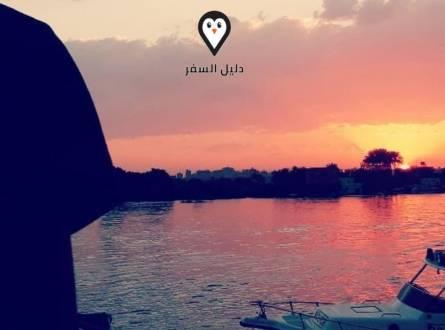 كورنيش المعادى – نزهة بسيطة ونسيم عليل في القاهرة