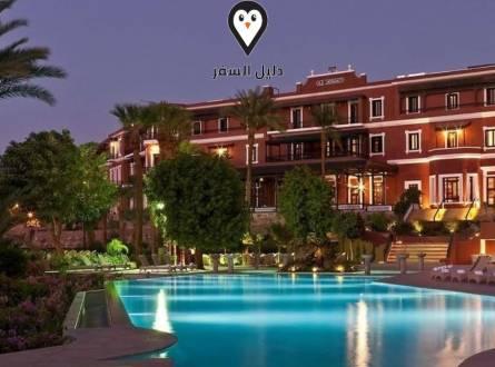 فندق كتراكت اسوان – قصر ملكي فخم أمام إطلالة نهرالنيل