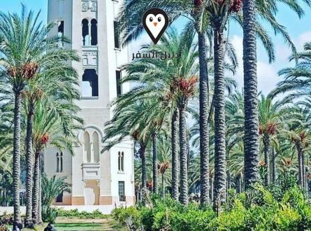 شاطئ فندق إيسترن المنتزة.. تاريخ الإسكندرية وطبيعتها بين يديك