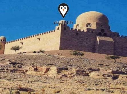 ضريح الاغا خان .. رمز لقصة عشق نشأت في أسوان
