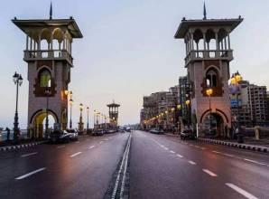 جولة العلمين والأسكندرية - صن بيراميدز