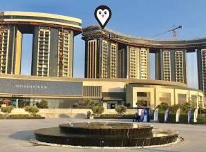 فندق الماسة العلمين الجديدة .. أحد أهم الإنشائات المعمارية في المدينة