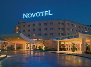 فندق نوفوتيل اكتوبر