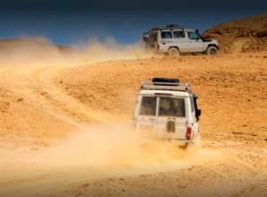 سفاري يوم كامل في الغردقة - Desert Lover Safari