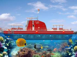 رحلة بحرية الغواصة شرم الشيخ