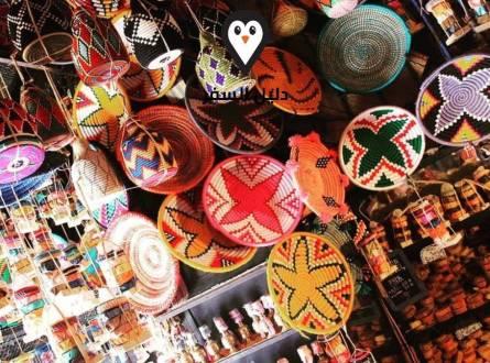 اسواق المغرب – تنوع الصناعات اليدوية وأسواق السيارات