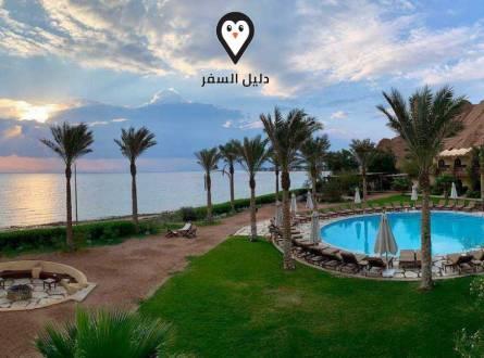 فندق جنة سيناء دهب – أرض الفيروز والمعالم  السياحية الجذابة
