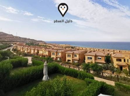 قرية تلال العين السخنة – منتجع سياحى متكامل ورؤية بانورامية للبحر