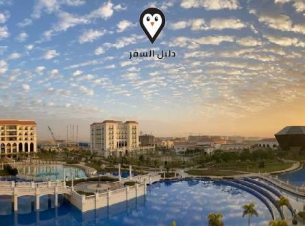 فندق الماسة العاصمة الادارية al masah new capital