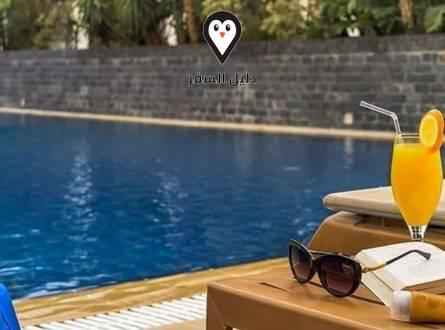 فندق راديسون بلو القاهرة مساكن الشيراتون – إقامة فاخرة بقلب القاهرة