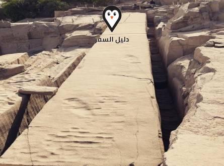 المسلة الناقصة – أحد أقدم ألغاز الفراعنة يرى النور في اسوان