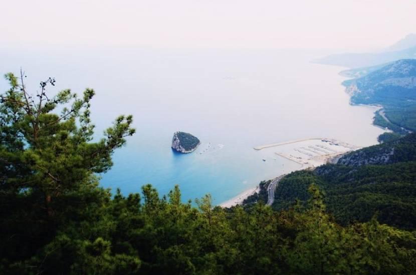 معلومات عن انطاليا تركيا – من وجهة نظر المسافرين