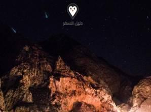 جبل الطويلات – رحلة استكشافية الى جبل الطويلات و جبال سيناء الرائعة