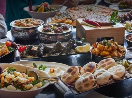 اماكن إفطار في رمضان
