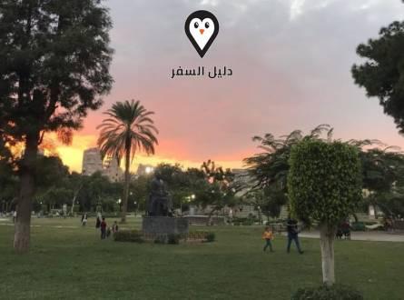حدائق القاهرة – انطلق في نزهتك بحريّة في الهواء الطلق