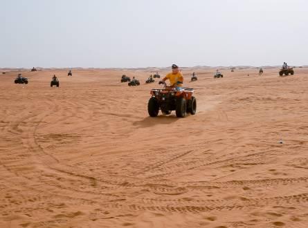 رحلة سفاري دهب - Ghazala Safari Dahab