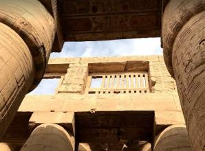 رحلة إلى القاهرة والأقصر من دهب - Sun Pyramids