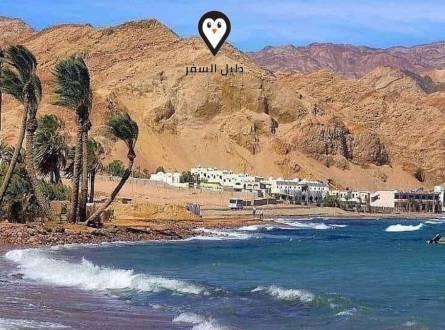 فندق خليج دهب – تمتع بأجازتك مع أقامة مميزة وفريدة من نوعها