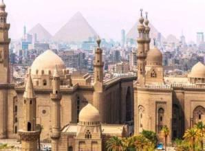 جولة في القاهرة من الإسكندرية - Sun Pyramids