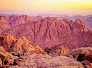 رحلة جبل موسى